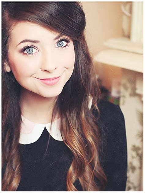 Pre Bald Brit Liar Liar Hair On by Zoe Sugg Is The Most Beautiful In My World And If