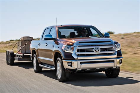 Towing With A Toyota Tundra 2014 Toyota Tundra 1794 Towing Photo 11