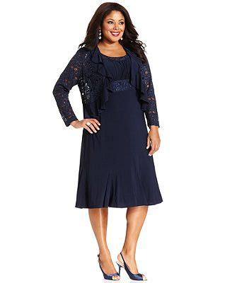 Sale Bbb Dress Elvina r m richards plus size sleeveless embroidered dress and jacket this might be dressy to