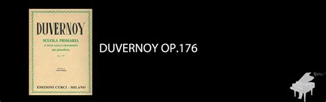 Buku Piano Duvernoy Op 176 esercizio n 1 duvernoy op 176 pianosolo il portale