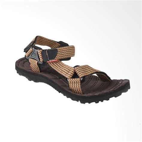 Daftar Sepatu Dan Sandal Carvil jual carvil mens sandal gunung brown beige esperanto gm