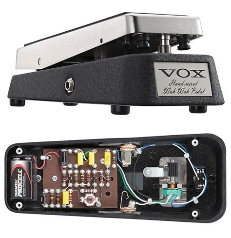Vox V846hw Wired Wah Wah Guitar Effect Pedal vox v846hw wired wah wah guitar effects pedal v846