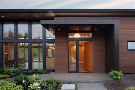 coates design seattle olympia residence modern exterior seattle by