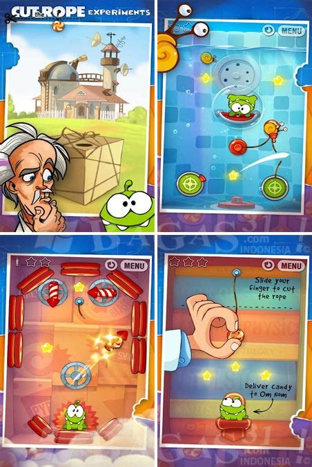 bagas31 nox cut the rope experiments for android bagas31 com