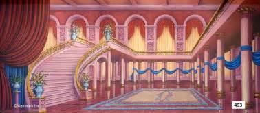 Arabian Palace Interior 30 Fairytale Ballroom With Stairs