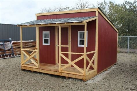 tack sheds mini office custom sizes outdoor tools