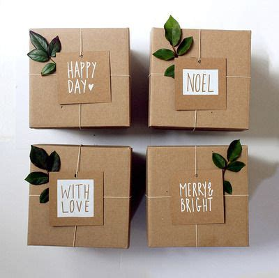 gift box wrapping ideas wrap gifts using all but brown paper in eight simple ways