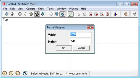 sketchup layout viewport viewport resizer by eneroth3 sketchup warehouse
