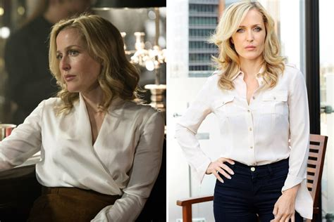 Home Interiors Warehouse The Best Blouses Inspired By Gillian Anderson In The Fall