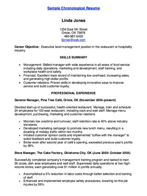 biographical format writing resume tips free resume sle
