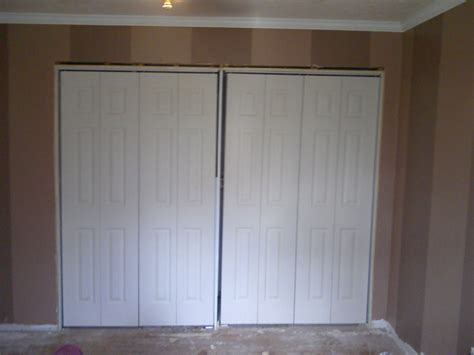 No Closet Doors Folding Doors Folding Doors 18 Inches