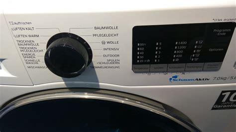Waschmaschine Trockner In Einem 2374 by Waschtrockner Der Moderne W 228 Sche Zu Waschen