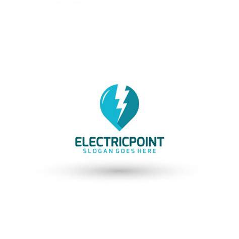 company logos templates electric company logo template vector free