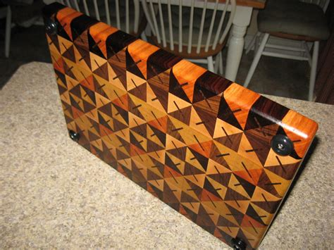 Cutting Board For Quilting by Quilt Pattern Cutting Board By Amagineer Lumberjocks Woodworking Community
