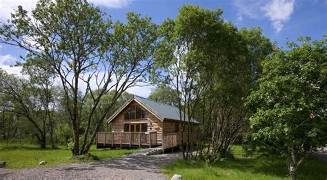 Scottish Highlands Log Cabins by Loch Awe Oak Woodland Cabins Loch Awe Cabin With