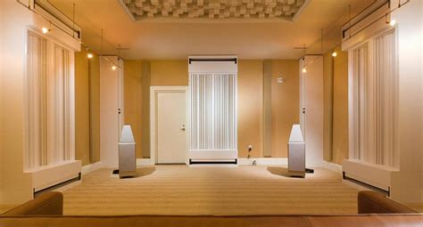 how to acoustically treat a room goodwin s high end gallery