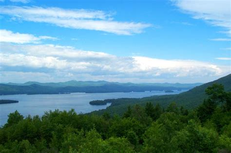 Pilot Knob Lake George by Pilot Knob Preserve Hike Photos Information On Hiking