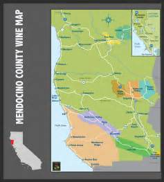 california map mendocino about eagle peak mendocino county