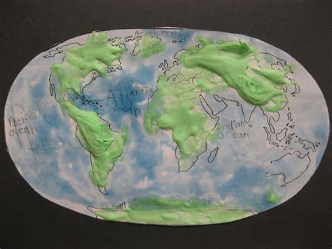 goo maps tangled with teaching cheap paint glossy goo maps geography unit