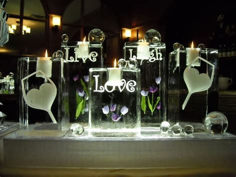 live laugh wedding theme sculptures by iceculture photo gallery wedding ideas