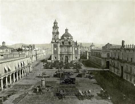 imagenes antiguas de uriangato el bable la plaza de santo domingo punto inicial del