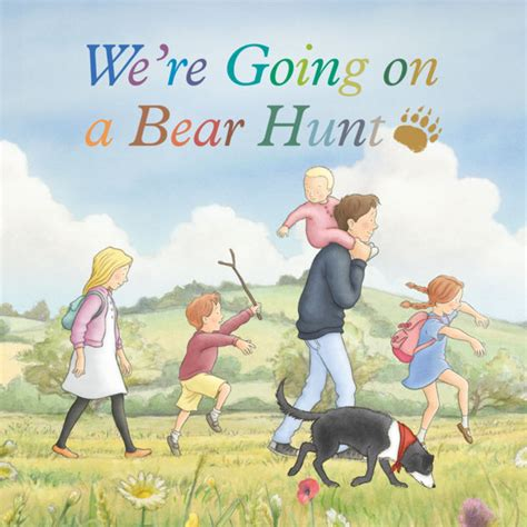 were going on a we re going on a bear hunt on itunes