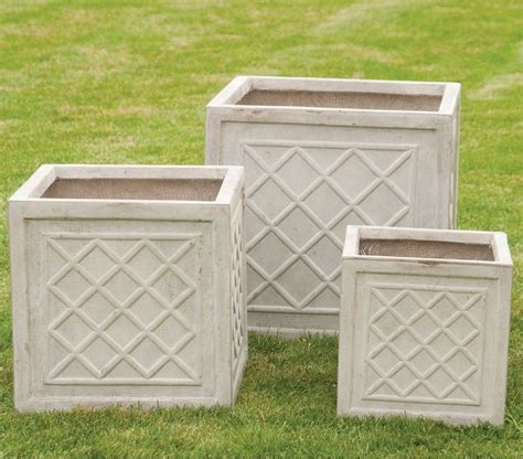 best planters poly resin planters iimajackrussell garages best resin