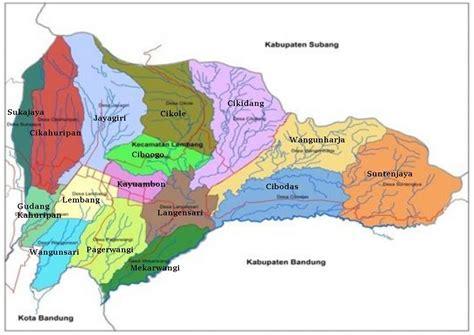 Tv Wilayah Bandung kotakita peta kota lembang