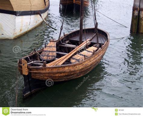 vintage row boat stock image image  ocean waterfront