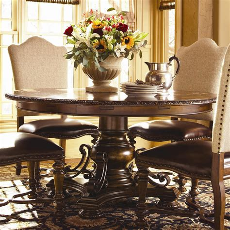 universal furniture bolero seville  dining table code