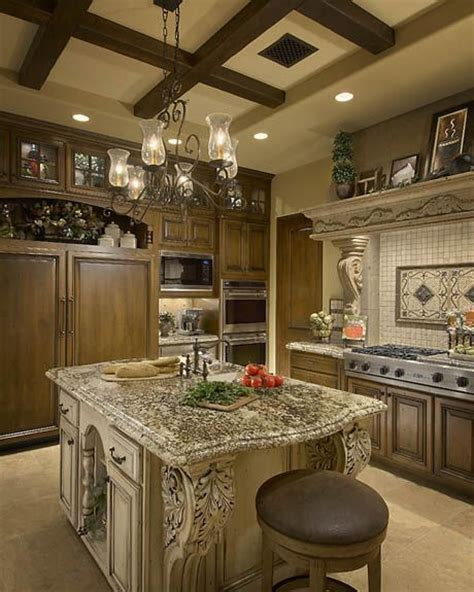 Beautiful Kitchen Island Beautiful Kitchen Island Home Decor