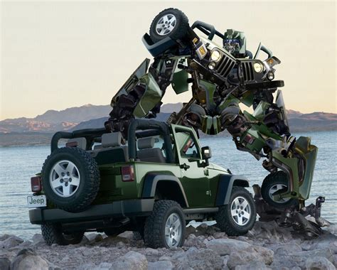 transformers hound jeep transformers autobot quot hound quot based on jeep wrangler jk