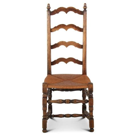 set   country french ladder  dining chairs