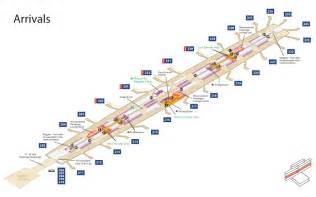 dubai airport terminal 3 arrivals
