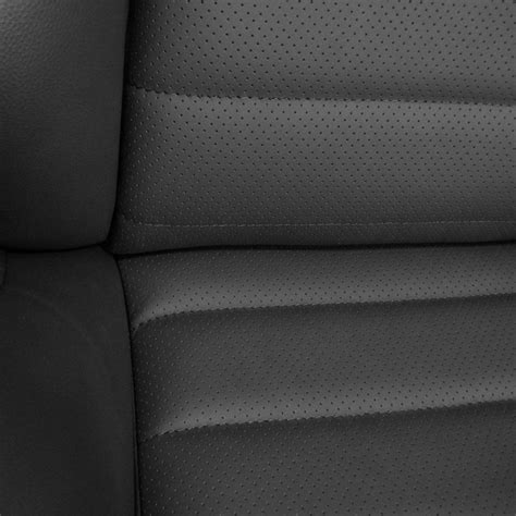 perforated leather upholstery lemans r type t13 leather perforated leather classic
