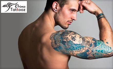 tattoo maker in delhi with price orionz tattooz body arts new delhi online deals offers