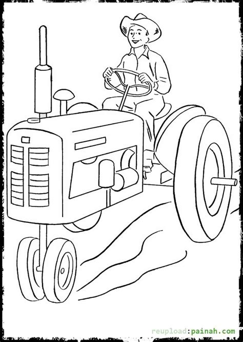 printable coloring pages deere deere printable pages coloring pages