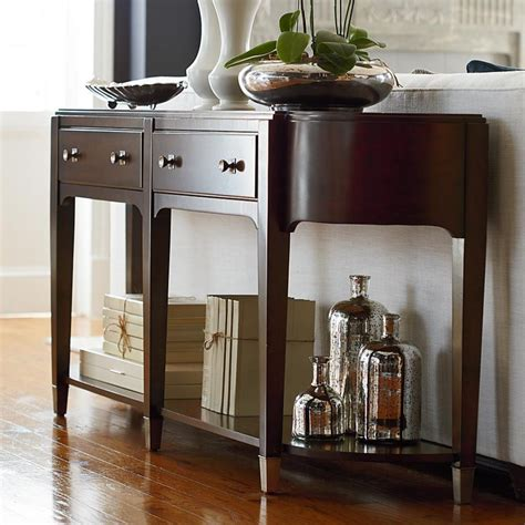 sofa table for living space ideas interior