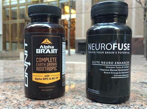 n fuse supplements alpha brain vs neurofuse which stack wins brain wiz