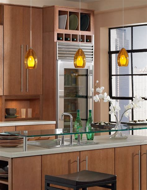 Coloured Kitchen Knives How To Pick Perfect Pendant Lights