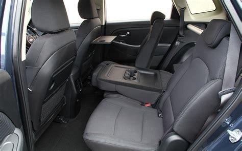 Kia Carens 3 Car Seats Kia Carens Mk3 Review 2013 On