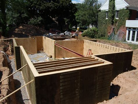 foundation for homes house works a wood foundation is not as risky as it seems