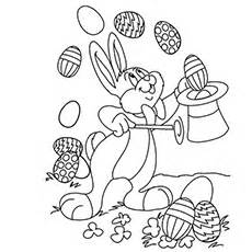 15 Best Easter Bunny Coloring Pages Your Toddler Will Love To Color sketch template