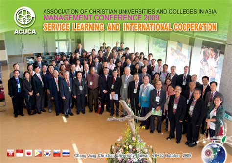 Mba Colleges In Asia by Acuca Association Of Christian Universities And