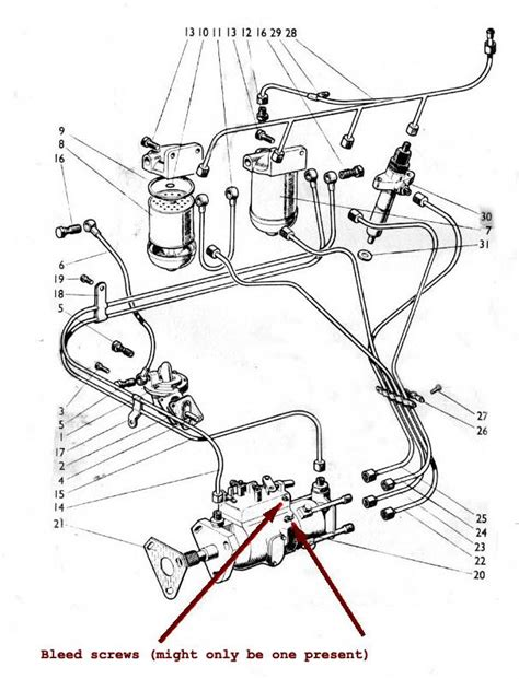 cav injector diagram 1000 images about farm machinery on
