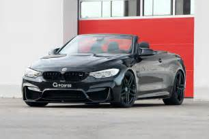 Bmw Cabrio Official G Power Bmw M4 Cabriolet Gtspirit