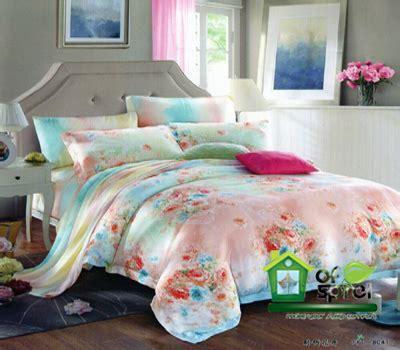 Sprei Batik Berkualitas sprei motif bunga sprei murah berkualitas houseofspreiku