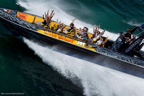 yacht jet boat used alucraft 12m jet boat passenger thrill seeker for