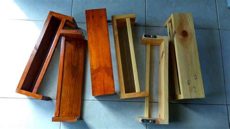 jual rak bumbu dapur rak dinding kayu jati belanda