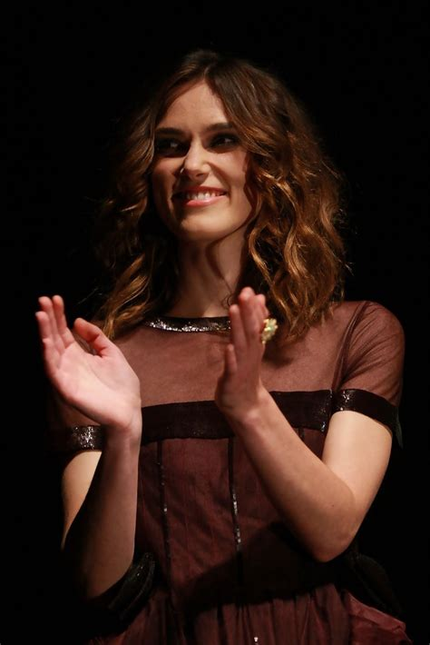 Keira Knightly In Chanel At Tiff For Atonement Premiere In Canada keira knightley photos photos quot atonement quot tiff premiere